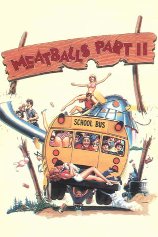 movie poster for Meatballs II