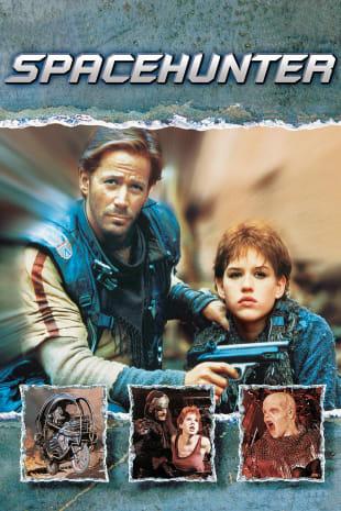 movie poster for Spacehunter: Adventures Forbidden Zone
