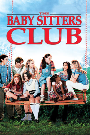 movie poster for The Babysitter's Club
