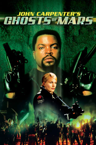 movie poster for Ghosts of Mars