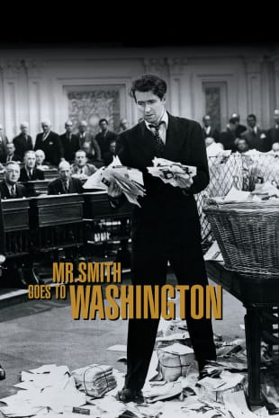 movie poster for Mr. Smith Goes To Washington