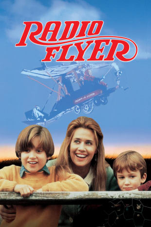 movie poster for Radio Flyer
