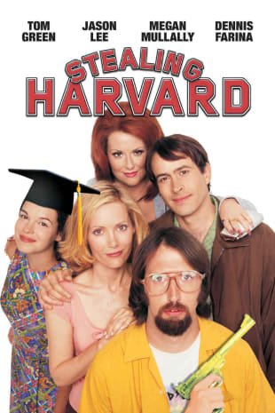 movie poster for Stealing Harvard
