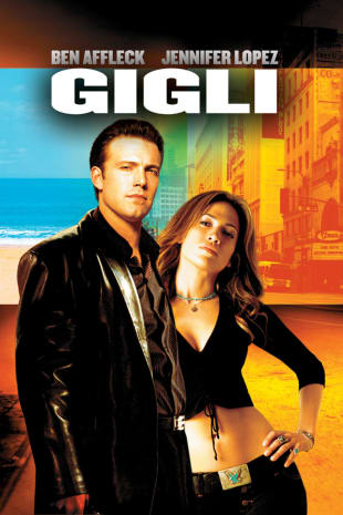 movie poster for Gigli