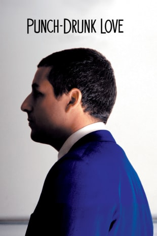 movie poster for Punch-Drunk Love