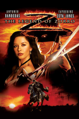 movie poster for The Legend Of Zorro