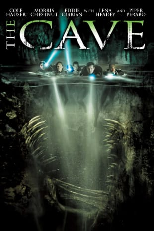 movie poster for The Cave (2005)