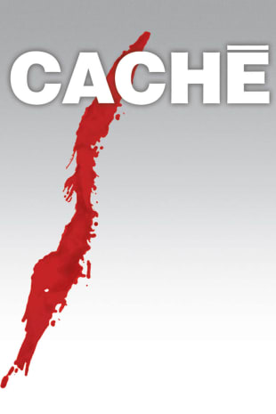 movie poster for Cache (Hidden)