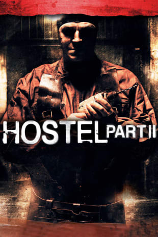 movie poster for Hostel: Part II