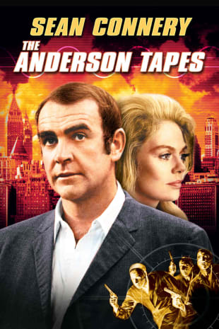 movie poster for The Anderson Tapes