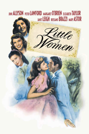 movie poster for Little Women (1949)