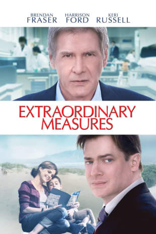 movie poster for Extraordinary Measures