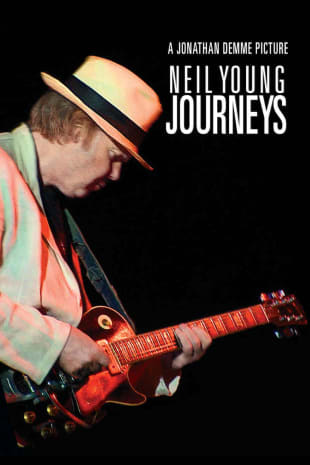 movie poster for Neil Young Journeys