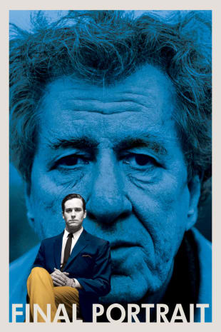 movie poster for Final Portrait
