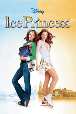 movie poster for Ice Princess