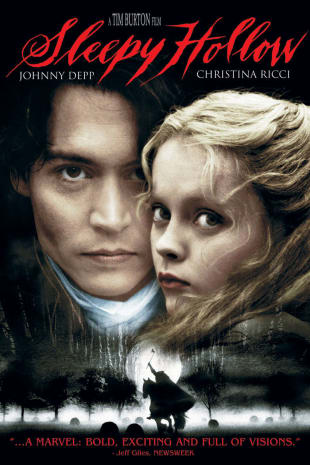 movie poster for Sleepy Hollow (1999)