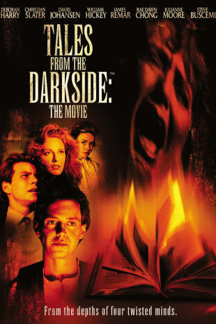 movie poster for Tales From the Darkside