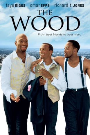 movie poster for The Wood