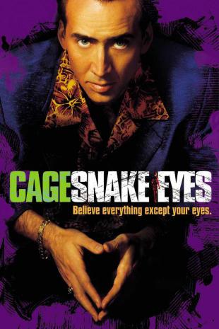 movie poster for Snake Eyes (1998)