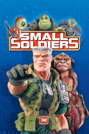 movie poster for Small Soldiers