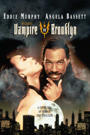 movie poster for Vampire in Brooklyn