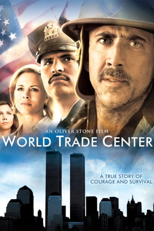 movie poster for World Trade Center