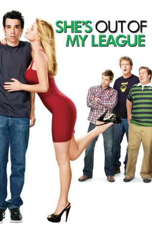 movie poster for She's Out Of My League