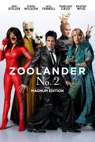 movie poster for Zoolander 2