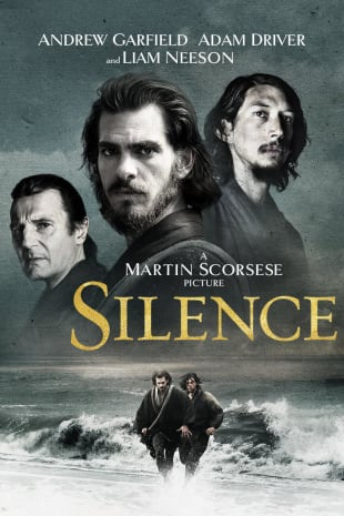 movie poster for Silence