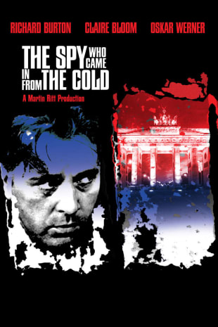 movie poster for The Spy Who Came In From The Cold
