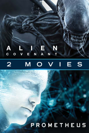 movie poster for Alien: Covenant/Prometheus Bundle