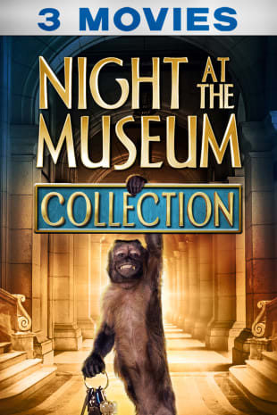 movie poster for Night At The Museum 3-Movie Collection