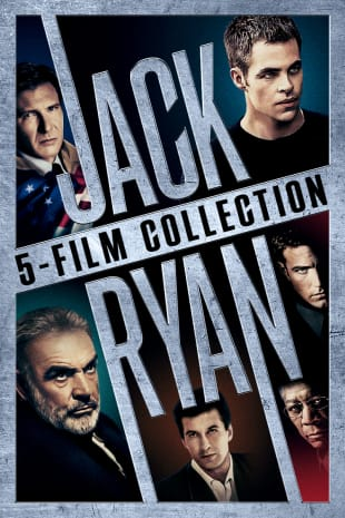 movie poster for Jack Ryan 5-Film Collection