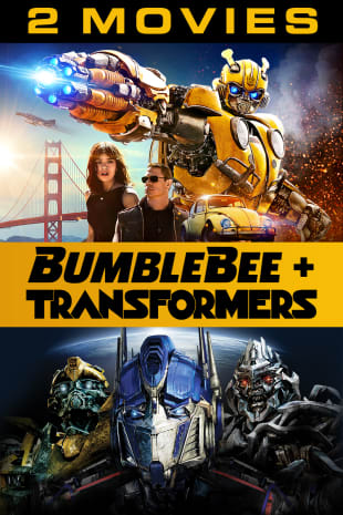 movie poster for Bumblebee / Transformers Bundle