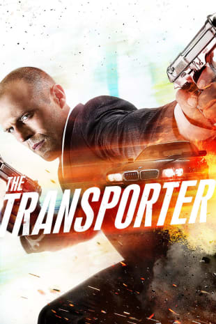 movie poster for The Transporter