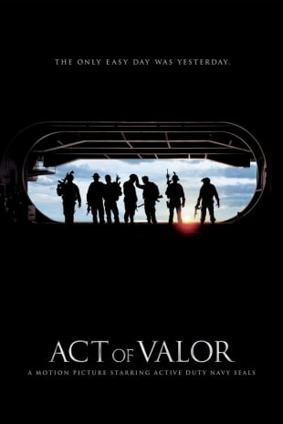 movie poster for Act Of Valor