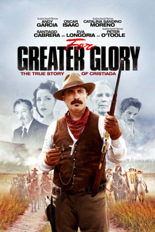 movie poster for For Greater Glory