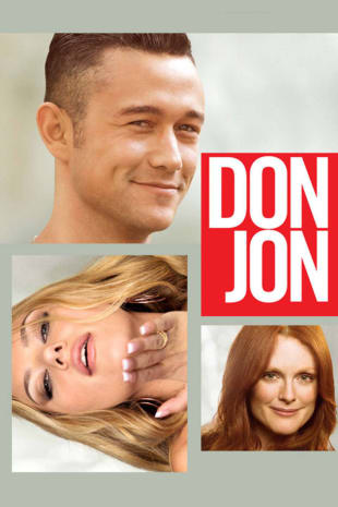 movie poster for Don Jon