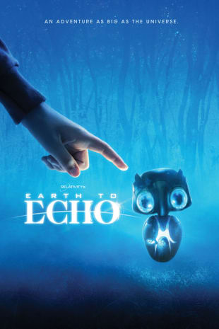movie poster for Earth To Echo