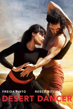 movie poster for Desert Dancer