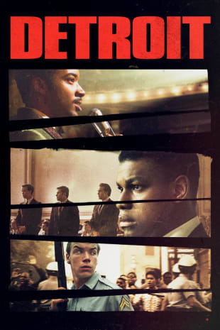 movie poster for Detroit