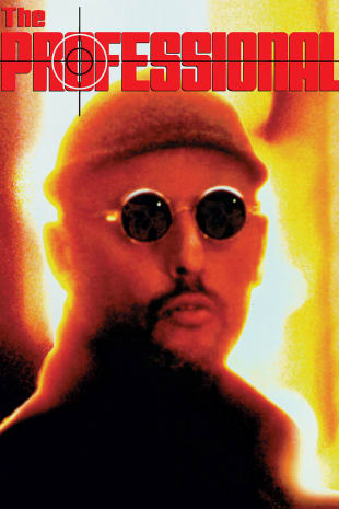 movie poster for The Professional