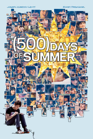 movie poster for 500 Days of Summer