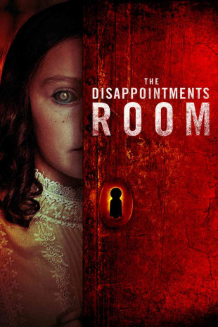 movie poster for The Disappointments Room