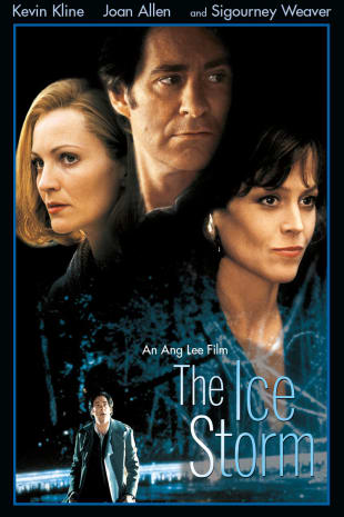 movie poster for The Ice Storm