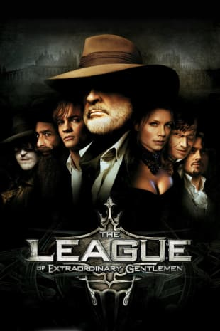 movie poster for The League Of Extraordinary Gentlemen