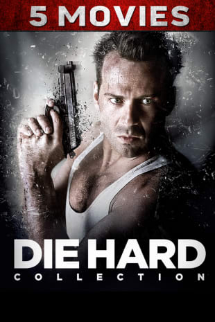 movie poster for Die Hard 5-Movie Collection