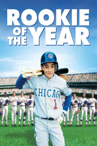 movie poster for Rookie of the Year
