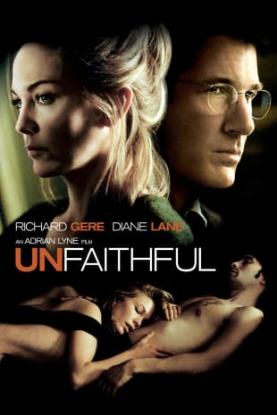 movie poster for Unfaithful