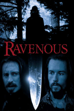 movie poster for Ravenous (1999)